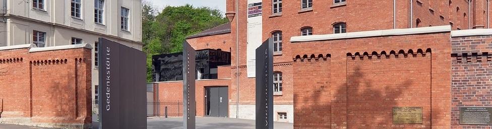 Außenansicht der Gedenk- und Bildungsstätte Andreasstraße in Erfurt (Foto: Claus Bach)